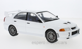 Mitsubishi Lancer RS Evolution VI 1999 weiss