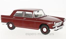 Peugeot 404 Berline 1960–1975 /in Afrika bis 1989 dunkelrot