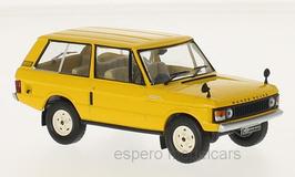 Range Rover I 3.5 3-türig 1970-1985 gelb