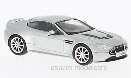Aston Martin V12 Vantage S Coupé seit 2013 RHD silber met.