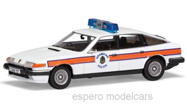 "Rover SD1 Vitesse 1982-1986 RHD ""Police Grampian"" weiss / rot"