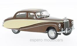 Rolls Royce Silver Cloud Hooper Empress 1958 RHD braun / beige
