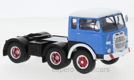 Fiat 690 T1 LKW Zugmaschine 1960-1977 blau / weiss / schwarz / rot