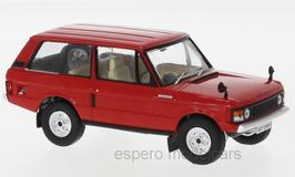 Land Rover Velar 1969 rot