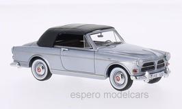 Volvo Amazon 122 S Coune Convertible 1963 grau met.