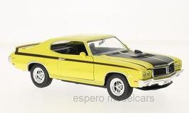 Buick Gran Sport / GSX 1970 gelb/schwarz