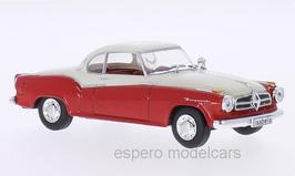Borgward Isabella Coupé 1957-1961 rot / creme