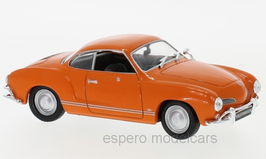 VW Karmann Ghia Typ14 Coupé Phase II 1959-1966 orange