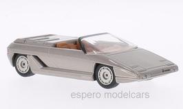 Lamborghini Athon Bertone Salon Turin 1980 grau met.