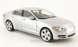 Jaguar XF I X250 Phase I 2008-2011 silber met.