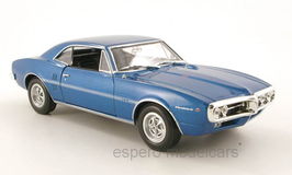 Pontiac Firebird I 1967-1969 blau met.