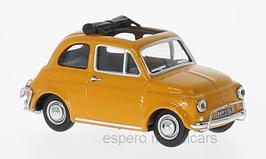 Fiat 500 F 1965-1972 gelb