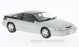 Subaru SVX Alcyone 1991-1997 RHD silber met. / schwarz