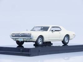 Mercury Cougar I 1967-1968 Polar weiss