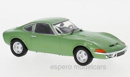 Opel GT 1968-1973 hellgrün met.