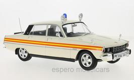 "Rover 3500 V8 P6 1968-1977 ""Metropolitan Police GB 1974"" RHD weiss / Decor"