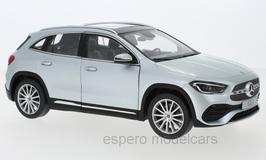 Mercedes-Benz GLA H247 seit 2020 silber met.