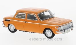 NSU 1200 C 1967-1973 orange