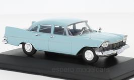 Plymouth Savoy Sedan 1959 hellblau