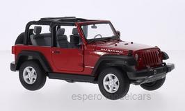 Jeep Wrangler JK seit 2007 rot