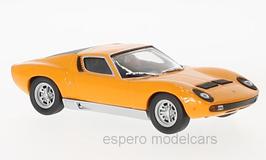 Lamborghini Miura P400 1966-1969 orange