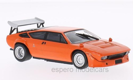Lamborghini Urraco Rally / Bob Wallance 1974 orange