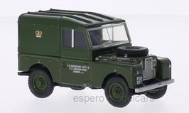 "Land Rover Series I 88 1948-1958 RHD ""Post Office Telephones"" dunkelgrün"