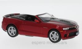 Chevrolet Camaro V Convertible Phase II 2013-2016 dunkelrot met. / matt-schwarz