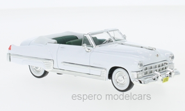 Cadillac Coupé DeVille Convertible 1949 weiss