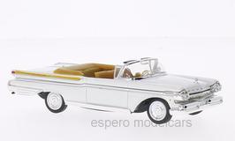 Mercury Turnpike Cruiser Convertible 1956-1958 weiss