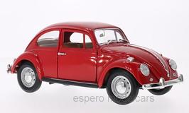 VW Käfer / Beetle 1966-1967 rot