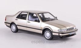 Saab 9000 CDE Sedan Phase II 1994-1998  beige met.