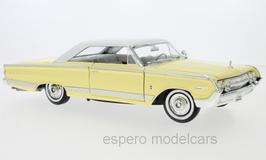 Mercury Marauder Coupé 1963-1964 gelb / weiss