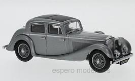 Jaguar SS 2.5 Litre Phase II 1945-1949 RHD silbergrau met.