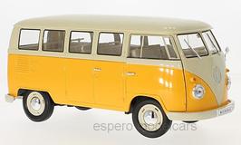 VW T1b Bus / Kombi 1960-1963 gelb / beige