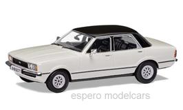Ford Cortina MK IV 2.0 GL 1976-1979 RHD weiss / matt-schwarz