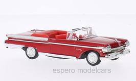 Mercury Turnpike Cruiser Convertible 1956-1958 rot / weiss