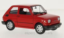 Fiat 126 Phase IV 1987-1991 rot