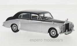 Rolls Royce Phantom V James Young 1965 RHD silber / dunkelblau