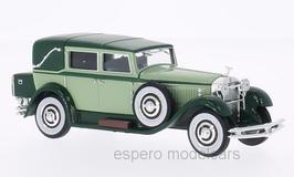 Isotta Franchini Tipo 8 1930 hell- / dunkelgrün