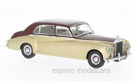 Rolls Royce Phantom V James Young 1963-1968 RHD gold met. / dunkelrot met.