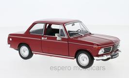BMW 2002 ti 1968-1972 dunkelrot