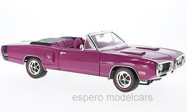 Dodge Coronet R/ T Convertible 1970 lila