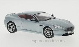 Aston Martin DB9 Phase III 2012-2015 hellblau-silber met.