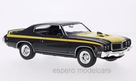 Buick Gran Sport / GSX 1970 schwarz / gelb
