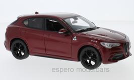 Alfa Romeo Stelvio Quadrifoglio Typ 949 seit 2017 dunkelrot met.