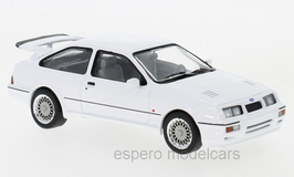 Ford Sierra RS Cosworth 1986-1987 weiss