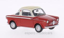 NSU / Fiat Neckar Weinsberg 500 Coupé 1959-1963 rot / beige