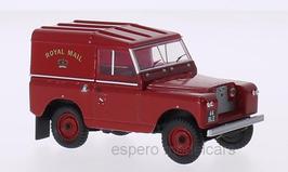 "Land Rover Series II SWB 1958-1971 RHD""Royal Mail"" Hardback rot"