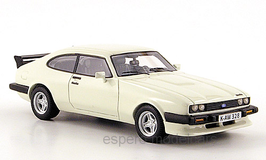 Ford Capri III Turbo 1982 weiss